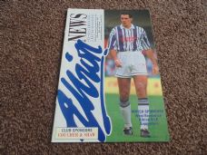 West Bromwich Albion v Bolton Wanderers, 1993/94